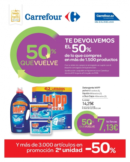 Catalogo Carrefour- ofertas hasta 21-6-2018 (1)