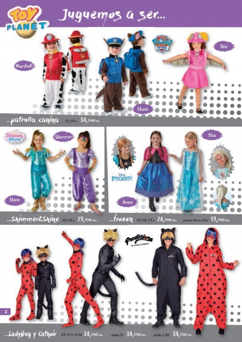 Catalogo Toy Planet carnavales 2018 (2)