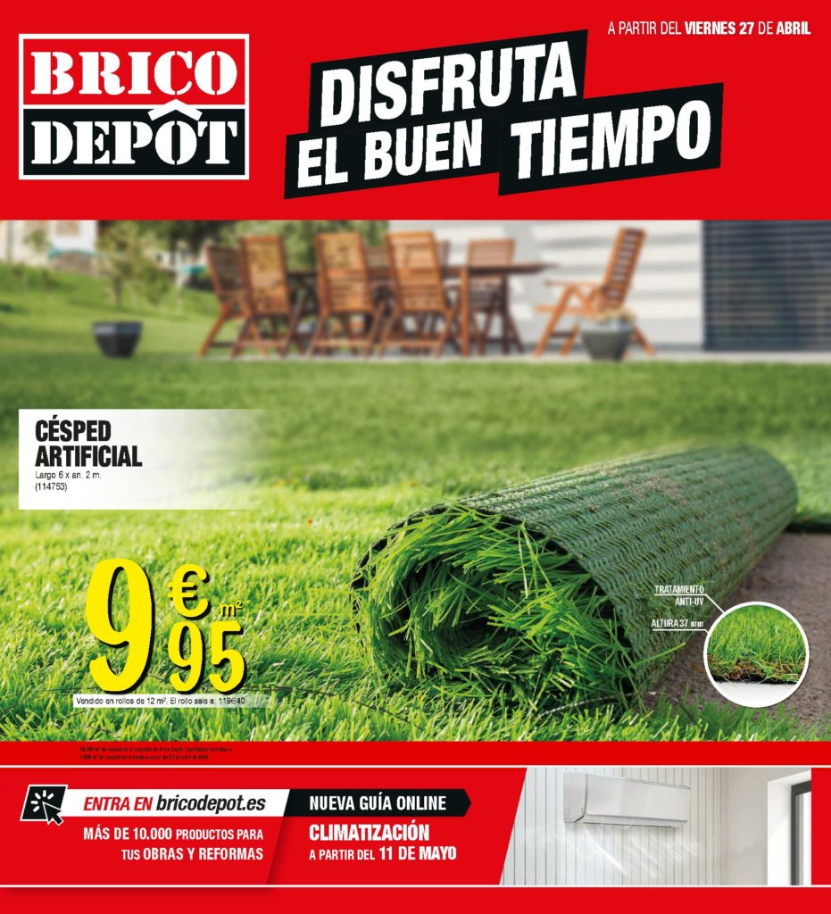 Cat logo brico depot en for Conjuntos de jardin baratos bricodepot